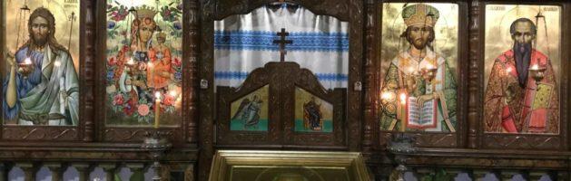 Divina Liturgia in latino a San Basilio