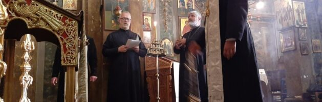 Il metropolita Antoniy a Bologna